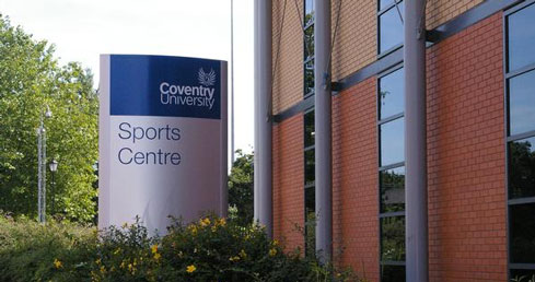 Coventry University Water Polo Scholarship