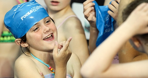 British Gas Pools 4 Schools masterclass