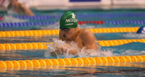 Joshua Lawson Millfield breaststroke NAGS14