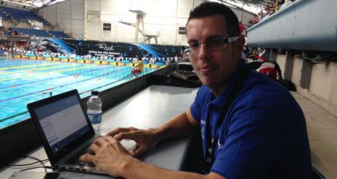 Russell Gardner ASA Volunteer NAGS14