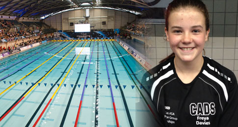 Freya Davies Athlete Factfile