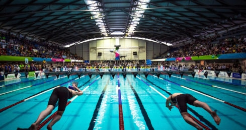 The ASA County Team Championships schedule