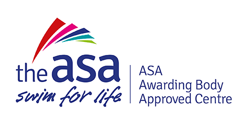 Logo of ASA and ASA Awarding Body Approved. Welcome to the website Approved Centre section.