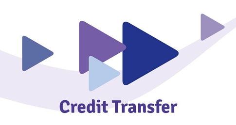 Credit transfer. Find out about transferring credit from previous experience and qualifications.