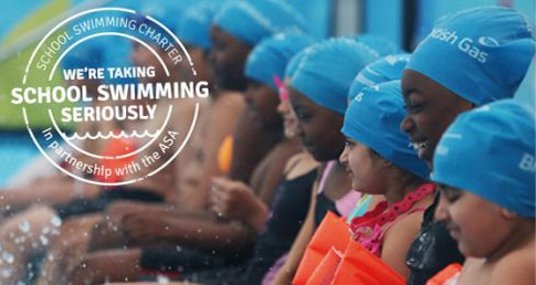 The ASA School Swimming Charter. We're taking school swimming seriously.