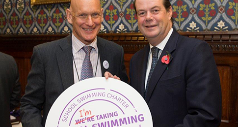 Duncan Goodhew and Steven Hammond MP. FAQs for politicians.