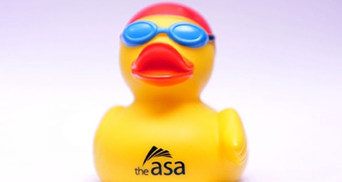 ASA Duck - Join the ASA today and compete at your first Master competition.
