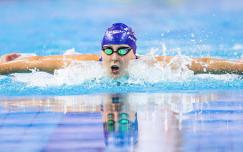 Swimming Technique Improvement Session