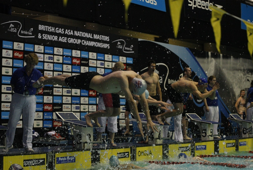 More records tumble on day two of Masters Champs