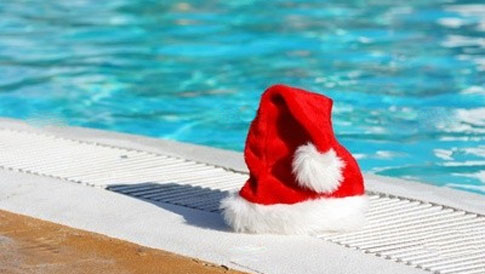 12 Days of Christmas Swimming Challenge