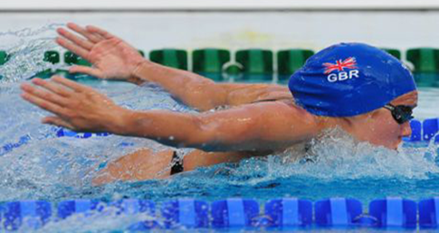 Women doing butterfly. Improve your Butterfly stroke with our advanced tips.