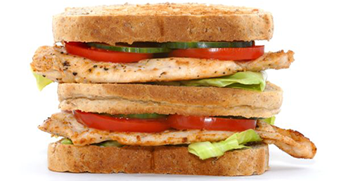 Healthy Sandwich. Find out how to make the perfect after-workout recovery sandwich