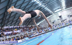 James Gibson's swimming sprint tips