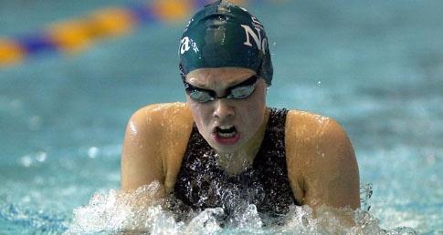 Sign up for Nova Centurion's Breaststroke Swim Camp