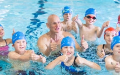 Duncan Goodhew talks about his passion for swimming