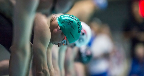 Steve Bratt's race pace anaerobic swimming workout