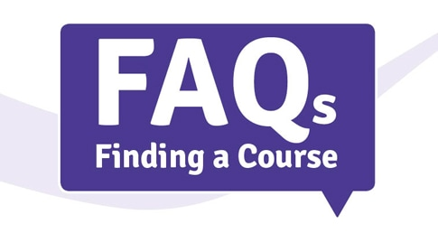Frequently Asked Questions about finding a course image