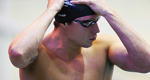 Grant Turner. Get fitter with Grant Turner's gym exercises for swimmers.