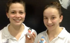Win signed synchro ducks on AquaZone