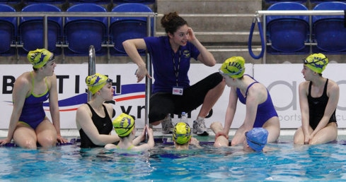 Sarah Speers Leeds Synchro Coach Day In The Life