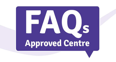Awarding Body Approved Centre FAQs image. If you are an Approved Centre you can find the answer to your questions on this page.