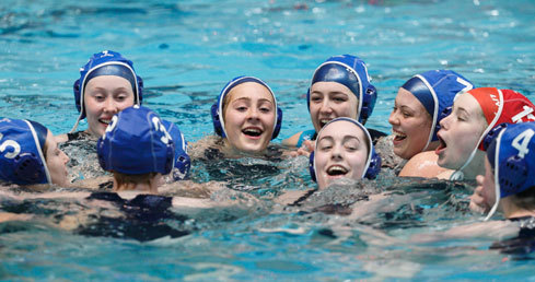 City of Liverpool U19s champions 2014 age group water polo