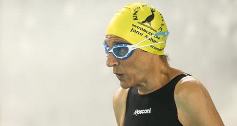 Jane Asher Masters Decathlon