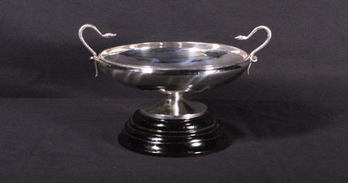 Kingston Ladies Trophy. ASA trophy cabinet