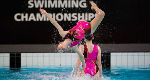 ASA National synchronised swimming championships announced