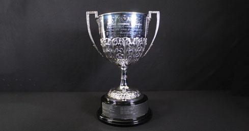 Sir George Pragnell Trophy. ASA Trophy cabinet