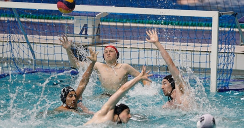 Croydon Amphibians National Age Group Water Polo