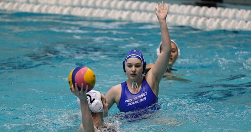 NAG Water Polo girls prelims results