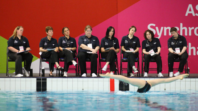 Become a Synchro Judge