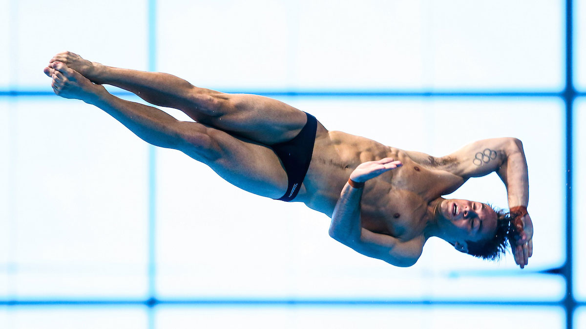 Free Position In Diving