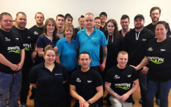 Swimfit Activators 'Celebrate' in Wolverhampton