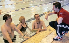 Olympic swimmer Chris Cook praises Swimfit