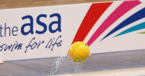 Water polo ball ASA
