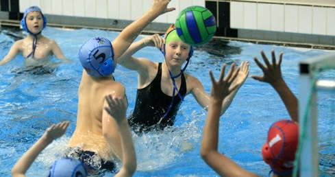 Join a water polo club