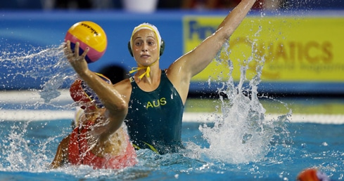 About Water Polo and its rules.