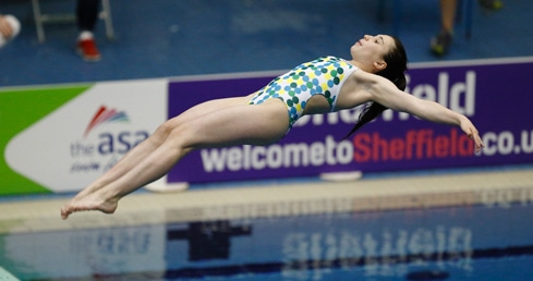 Image result for holly waxman diving