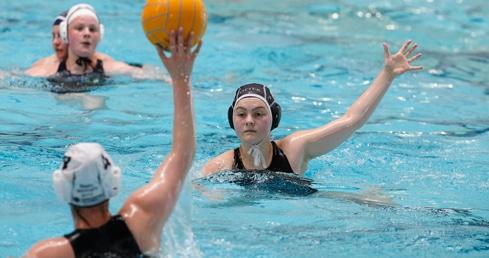 GLL backs UK water polo talent