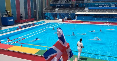 Brits secure second win to end Baku 2015 on a high