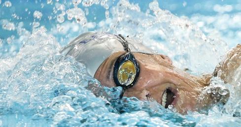 Kirsten Cameron. Three records broken on opening night of British Masters Champs 2015