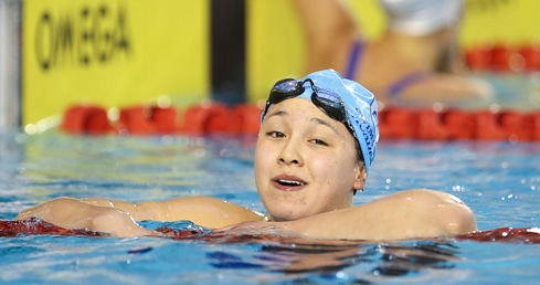 Para-swimming events open for ASA nationals