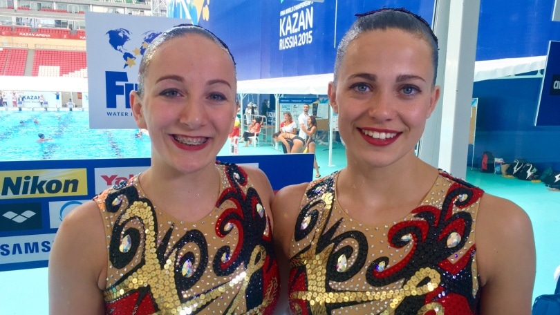 Cowie and Randall looking to Rio 2016 after bringing Worlds campaign to a close
