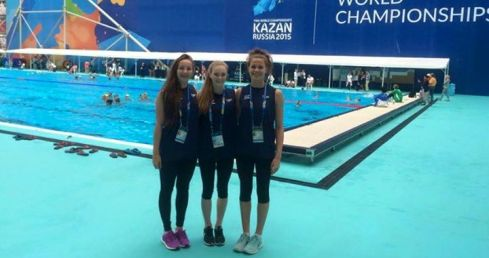 Brits turn focus to Duet Free at Kazan Worlds
