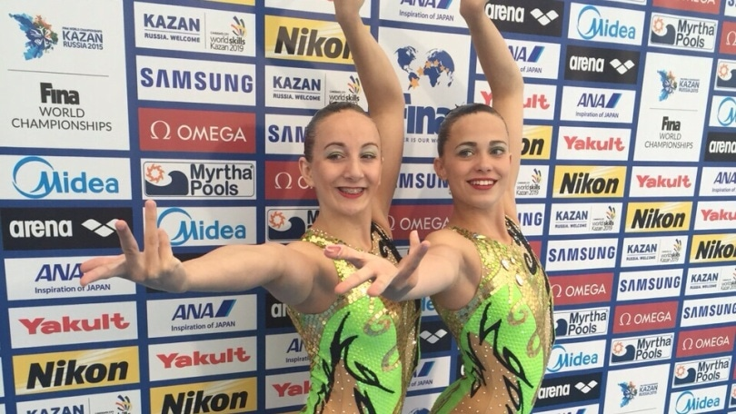 Randall and Cowie make Duet debut at Worlds