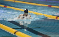 British Record for Redfern in day three finals