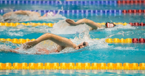 1500m Freestyle Scottish Champs opportunity