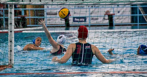 Grimes hits four, but Great Britain outclassed by hosts Greece